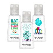 Urban 1 oz Hand Sanitizer (30 ml) - Full Color Label
