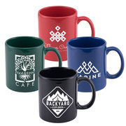 Seattle Classic - 11 oz Color Ceramic Mug