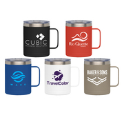 Glamping - 14 oz. Double-Wall Stainless Mug