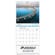 2020 Scenic Mini Wall Calendar