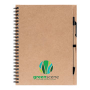 Hawken - Eco Spiral Journal & Pen Set - ColorJet