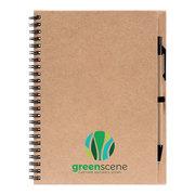 Hawken - Eco Spiral Journal & Pen Set - ColorJet
