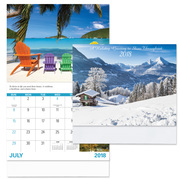 2018 Reflections Wall Calendar