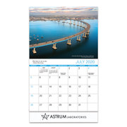 2020 Reflections Wall Calendar