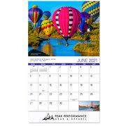 2021 Reflections Wall Calendar