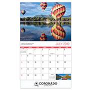 2019 Reflections Wall Calendar