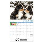 2020 Kittens & Puppies Wall Calendar