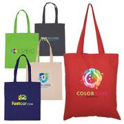 Quest - Cotton Tote Bag - ColorJet