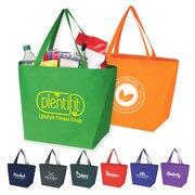 Julian - Non-Woven Shopping Tote Bag
