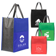Rome - Non-Woven Tote Bag with 210D Pocket
