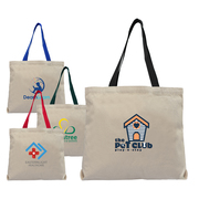 Sumatra - Cotton Canvas Tote Bag - ColorJet
