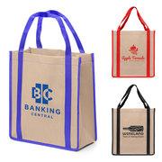 Vancouver - Eco Kraft + Non-Woven Tote Bag