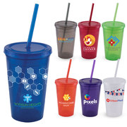 Explore - 16 oz. Double Wall Tumbler - ColorJet