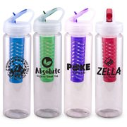 Pro Fusion - 25 oz. Water Bottle w/ Fruit Infuser