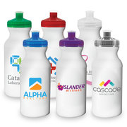 Bike - 20 oz. Sports Water Bottle - ColorJet