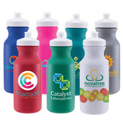 Bike II - 20 oz. Sports Bottle - ColorJet