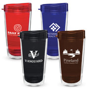 Tornado Colors - 16 oz. Double Wall Tritan Tumbler