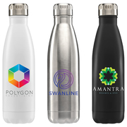Ibiza - 17 oz. Double-Wall Stainless Bottle - ColorJet