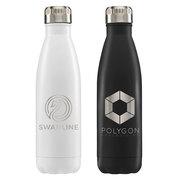 Ibiza - 17 oz. Double-Wall Stainless Bottle - Laser