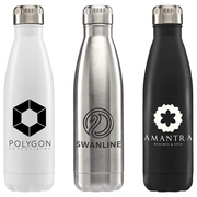 Ibiza - 17 oz. Double-Wall Stainless Bottle