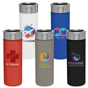 Kauai - 18 oz. Double-Wall Stainless Tumbler - ColorJet
