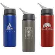 Maui - 24 oz. Aluminum Water Bottle - Laser