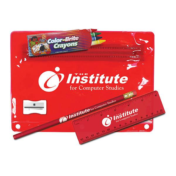 Premium Translucent School Kit