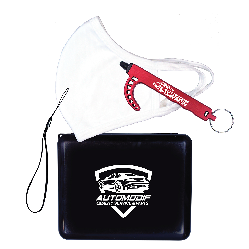 MicroHalt Mask and Clean Key Kit