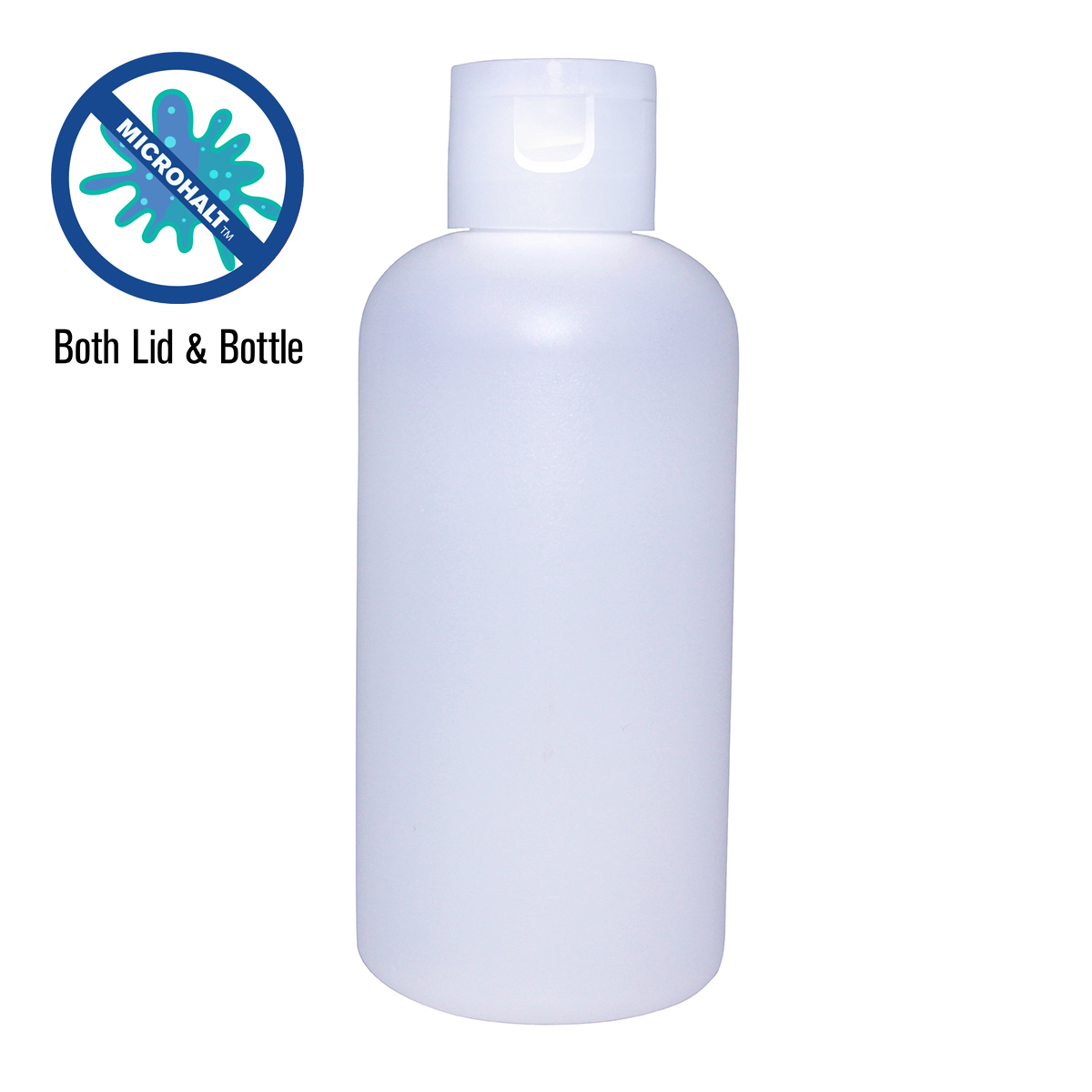 3 oz. Fillable MicroHalt Bottle