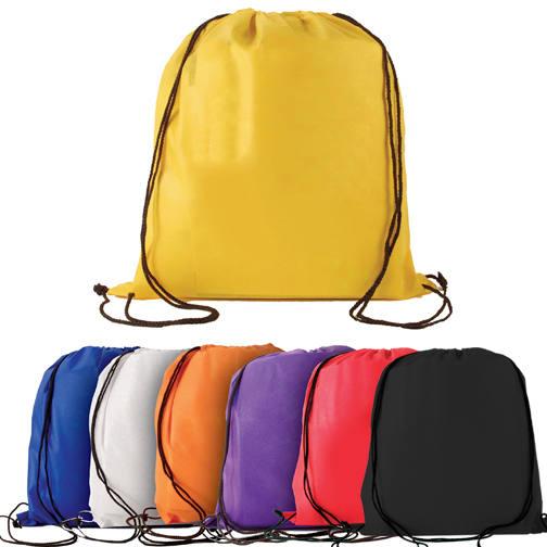 Blank, NW Drawstring Backpack