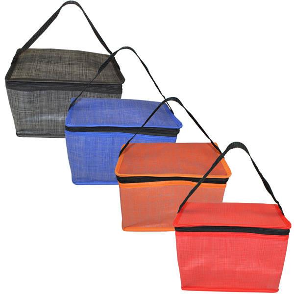 Blank, Criss Cross Lunch Bag