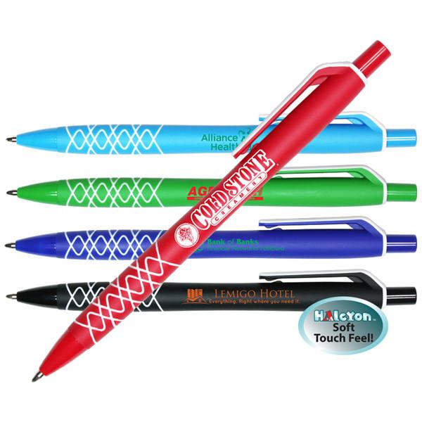 Halcyon® Design Click Pen