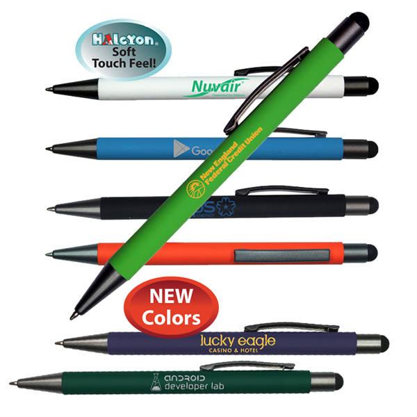 Halcyon® Metal Pen/Stylus