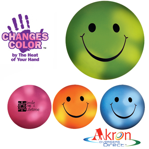 Overseas Direct, Mood Smiley Face Stress Ball