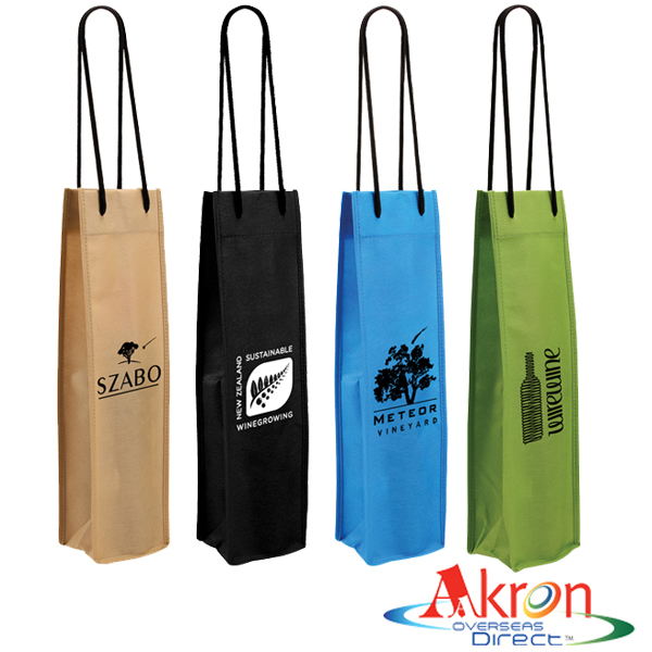 Overseas Direct, NW Single Wine Bottle Bag