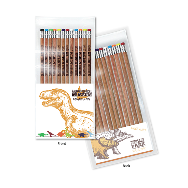 Create-A-Pack Pencil Set of 12 - ZEN Pencils