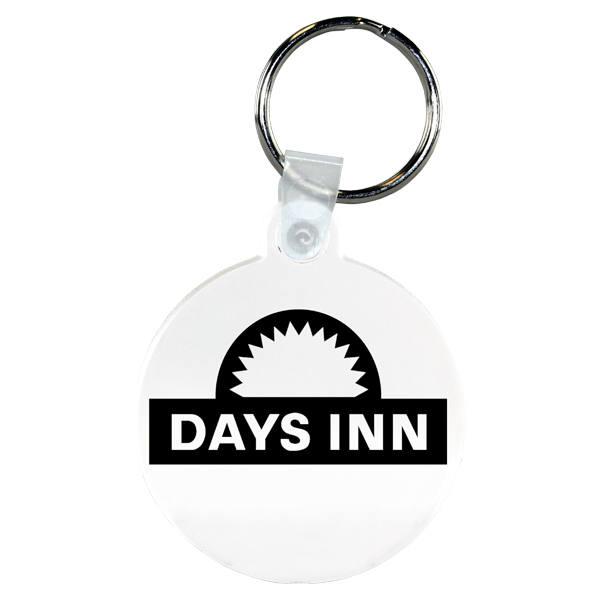 Circle Key Fob