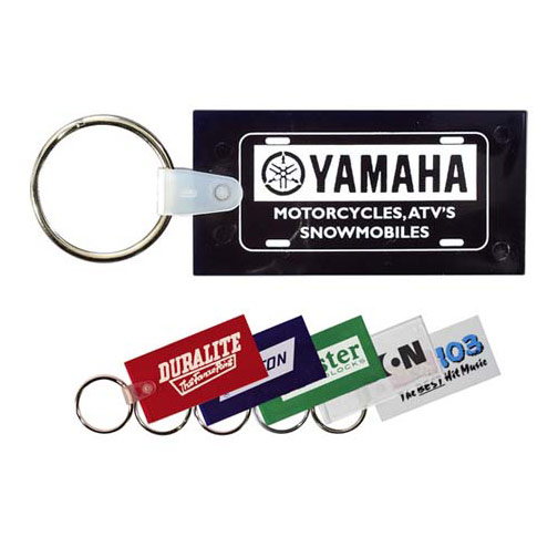 Rectangle Key Fob