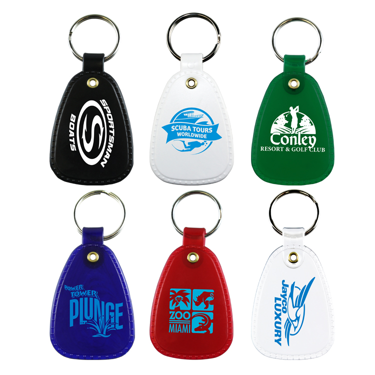 Saddle Key Fob