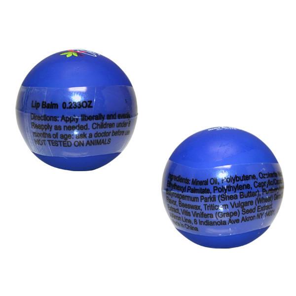 Halcyon® Round Lip Balm with Lanyard