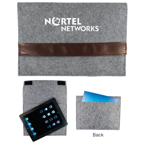 Felt Tablet Sleeve - Closeout