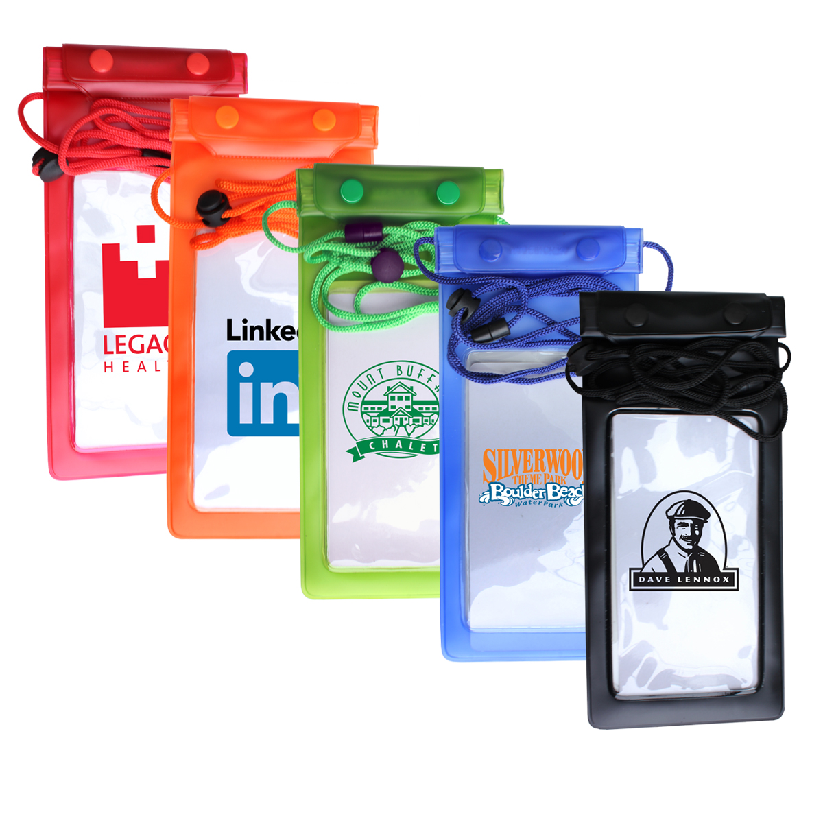 Large Waterproof Cell Phone Bag