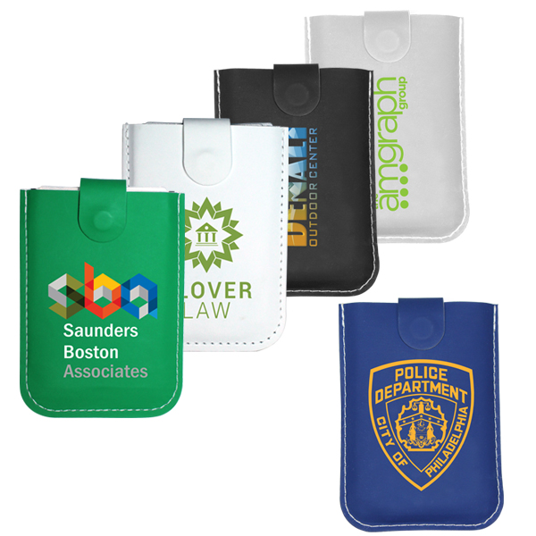 RFID Pull-Out Card Holder