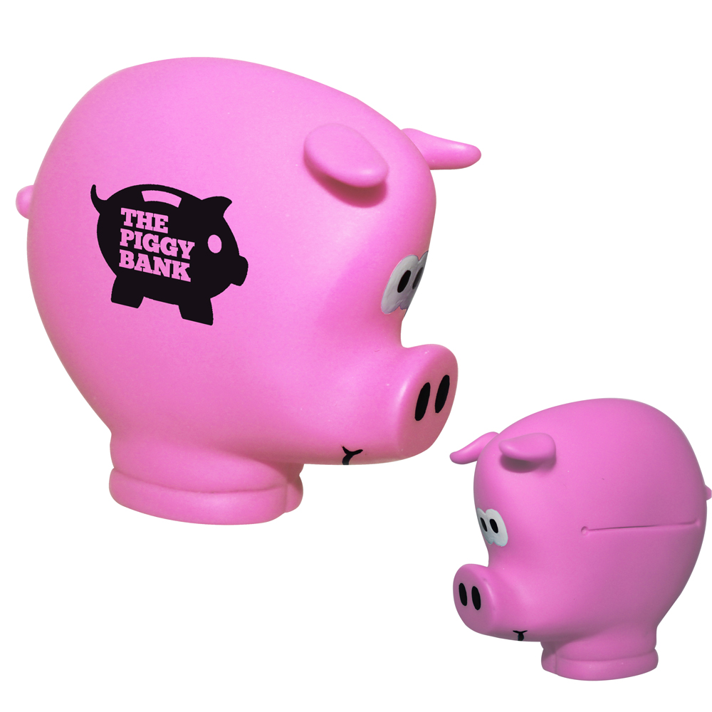 Pocket Piggy Coin Holder