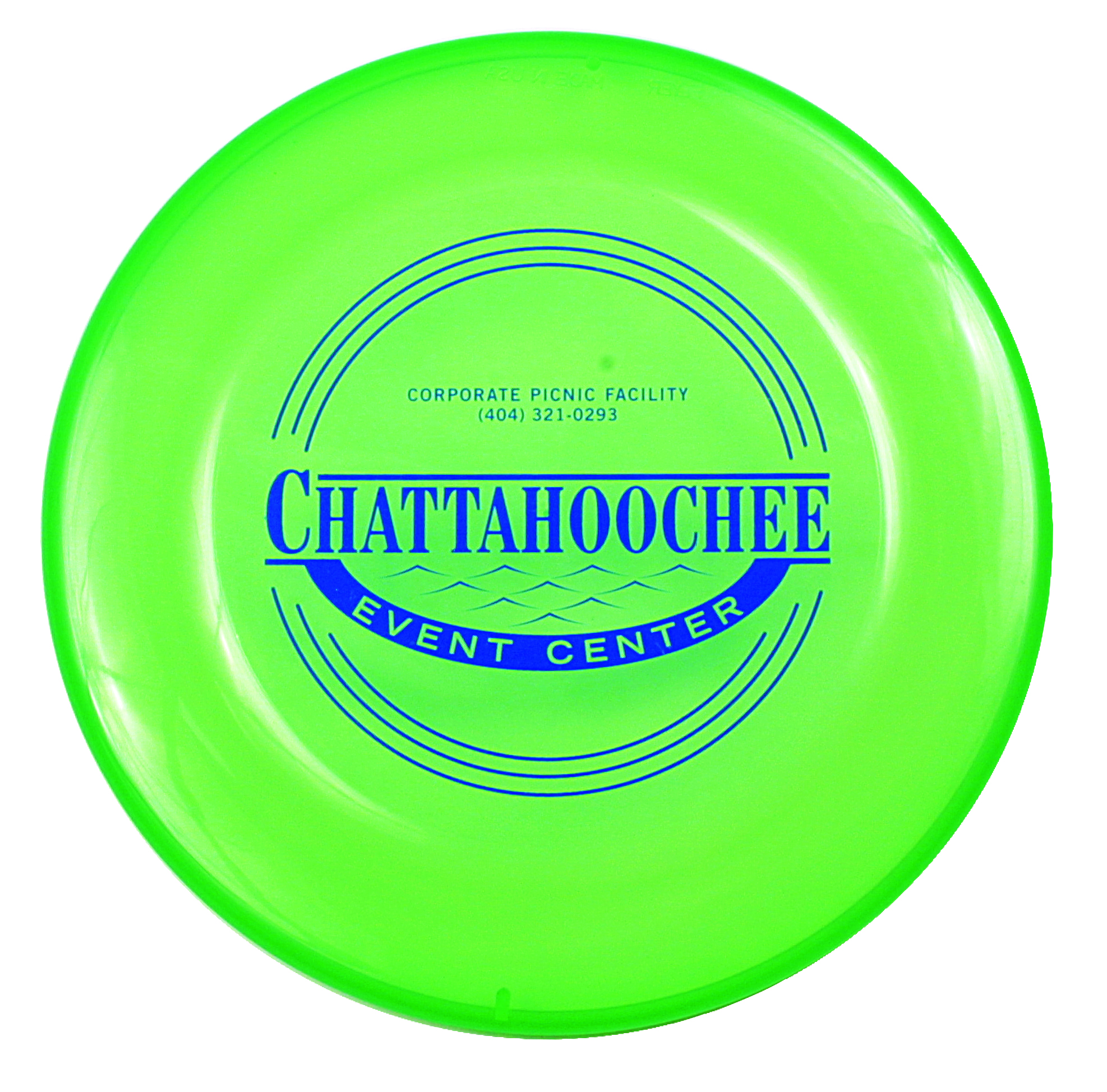 "9"" Transparent Flyer- Closeout"
