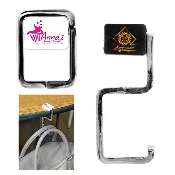 Rectangle Purse Hook- Closeout