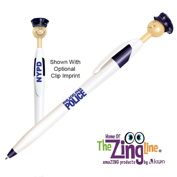 Officer Smilez Pen - Light Tone