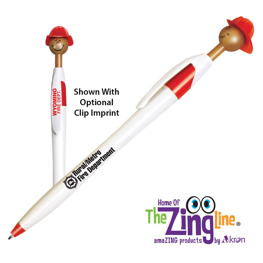 Fire Chief Smilez Pen - Medium Tone