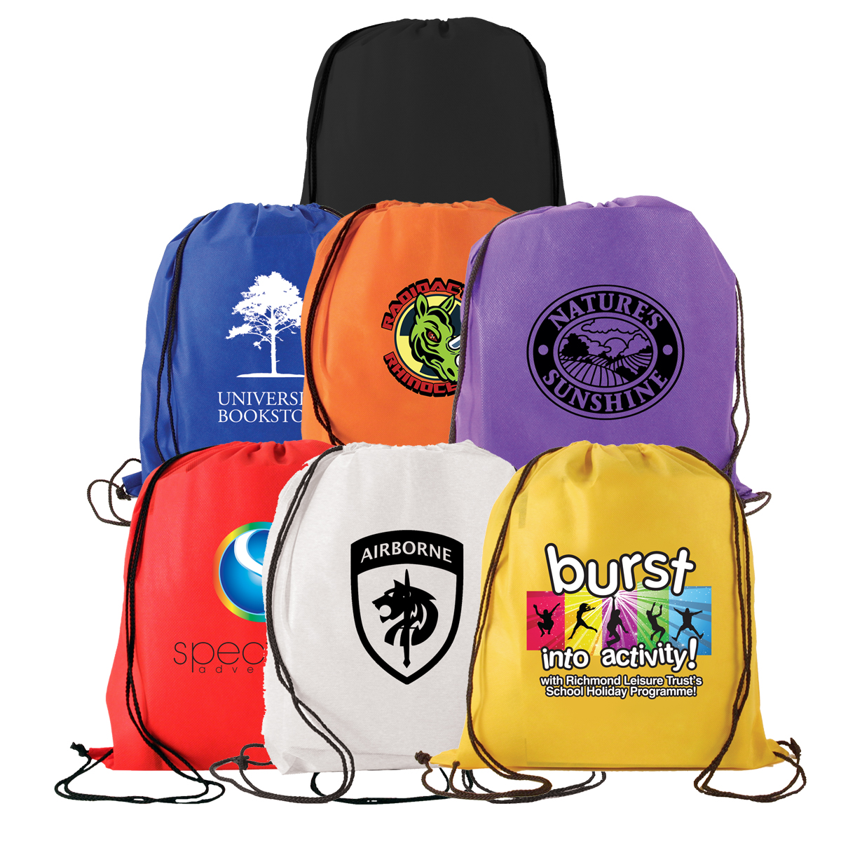 NW Drawstring Backpack