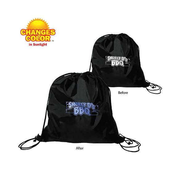 Sun Fun Drawstring Backpack